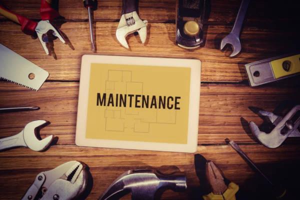 Keeping your property in good repair