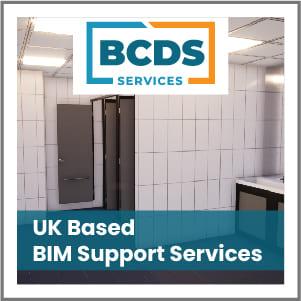 BCDS Services - UK Based BIM Support Services